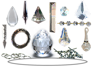 Chandelier parts crystal parts pins for chandeliers crystal chandelier parts aloadofball Gallery
